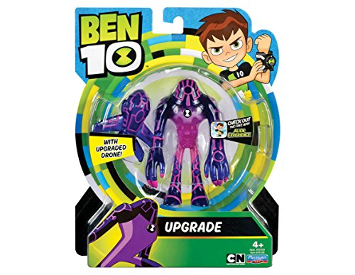Giochi Preziosi Ben 10 Personaggio, 13 cm, Plus Ultra, BEN08600