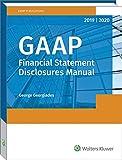GAAP Financial Statement Disclosures Manual, 2019-2020