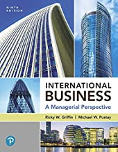 MyLab Management with Pearson eText -- Access Card -- for International Business: A Managerial Perspective (9th Edition)