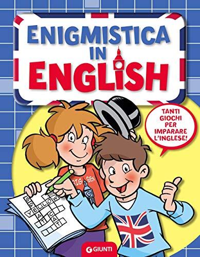 Enigmistica in english [Lingua inglese]