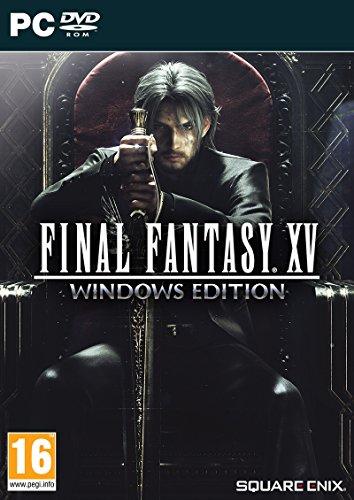 Final Fantasy XV - Windows Edition (Código Digital)