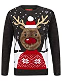 Pullover Merry Christmas Rudolph