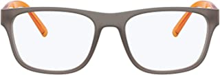 A|X Armani Exchange Men's AX3075 Rectangular Prescription Eyewear Frames
