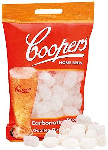 Coopers, pastiglie per carbonatazione, per produzione casalinga di birra artigianale