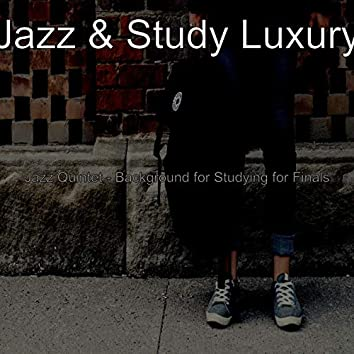Jazz Quintet - Background for Studying for Finals