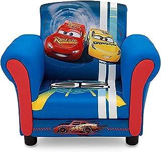 Delta Children Disney Cars Kids Upholstered Chairs