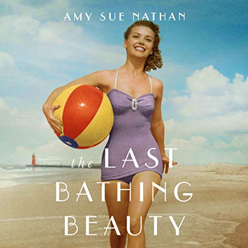 The Last Bathing Beauty audiobook cover art