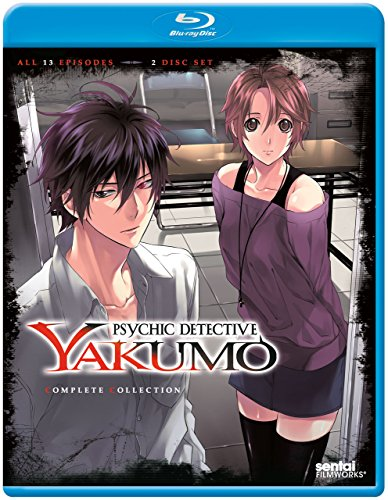 Psychic Detective Yakumo: Complete Collection [Blu-ray]