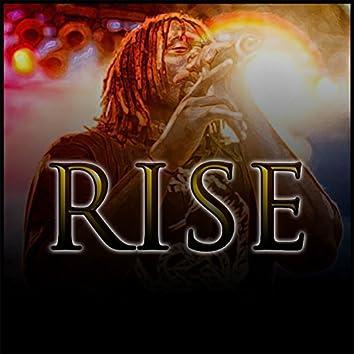 Rise (feat. Kid Fox)