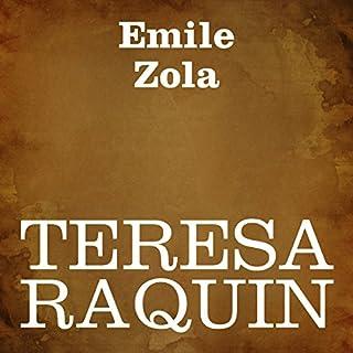 Teresa Raquin copertina