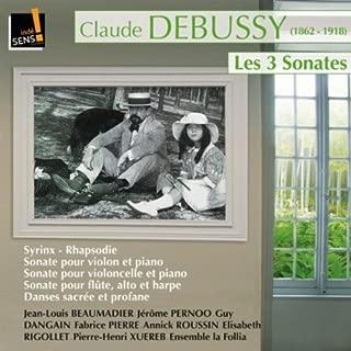 Rhapsodie pour clarinette et piano No. 1