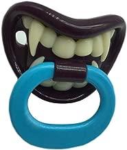 Kreativer Faschings Schnuller für Baby und Erwachsene mit Zähnen und Mund