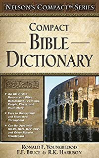 Nelson`s Compact Series: Compact Bible Dictionary