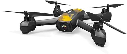 ERKEJI Drohne Fernbedienung Quadcopter Spielzeug Flugzeuge 720P Luftbild Echtzeitübertragung WiFi FPV GPS