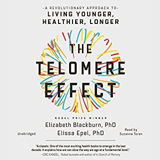 The Telomere Effect cover art