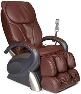 Cozzia 16020 Robotic Massage Chair - Brown