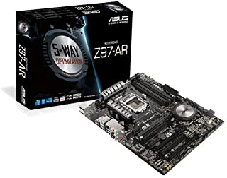 ASUS Z97-AR - Placa Base (Intel Socket 1150, Z97, ATX)