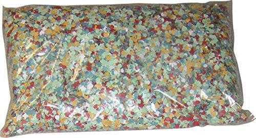 Aptafêtes Sachet de Confettis Multicolores - 1 Kg - Taille Unique