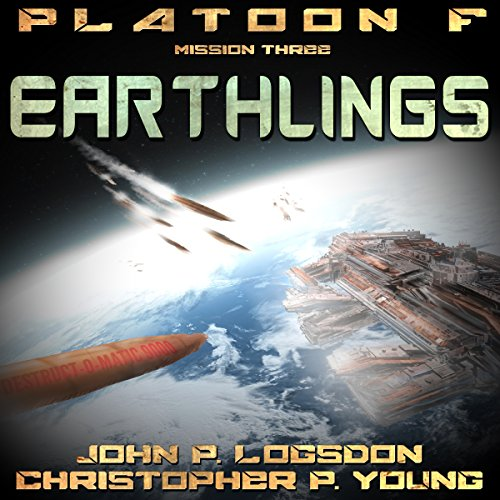Earthlings audiobook cover art