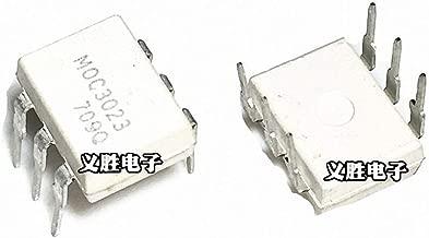 10PCS MOC3023 DIP6 DIP-6 DIP New Optocoupler triac Output