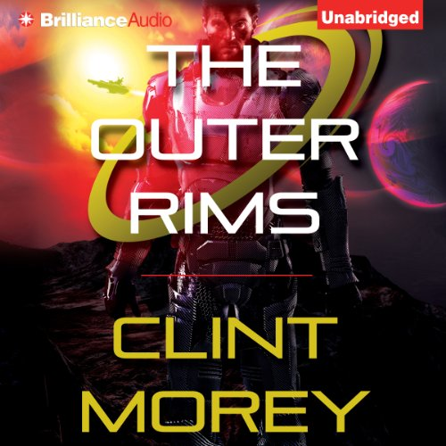 The Outer Rims audiobook cover art