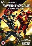 Superman/Shazam!: The Return Of Black Adam [Edizione: Regno Unito] [DVD]