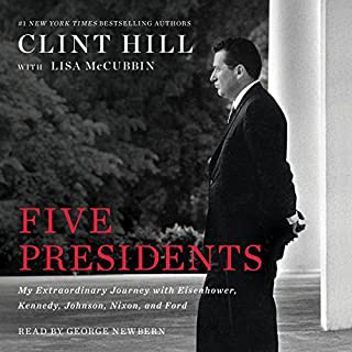 Five Presidents audiobook cover art