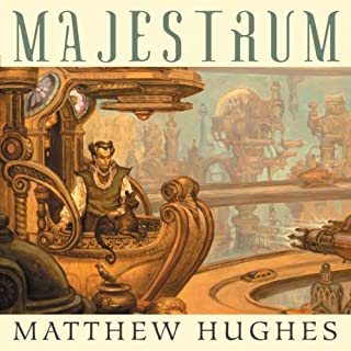 Majestrum audiobook cover art