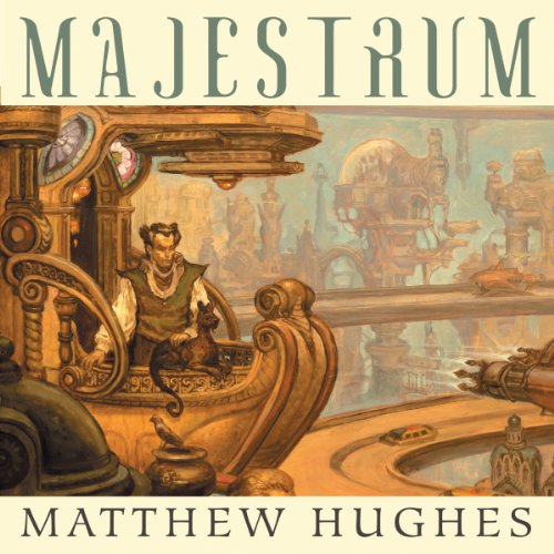 Majestrum audiobook cover art