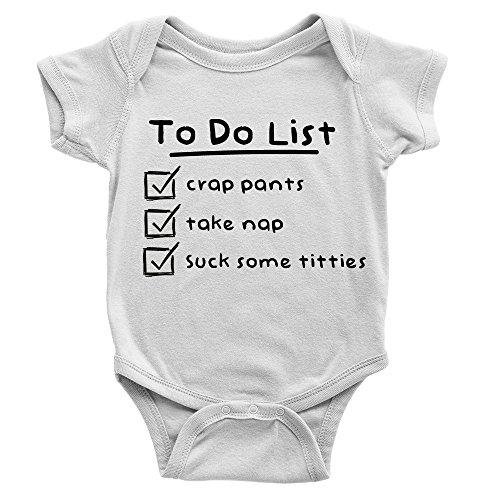 To Do List Babygrow