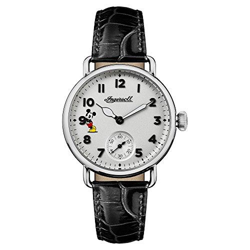 Ingersoll Damen Analog Quarz Uhr mit Leder Armband ID00101