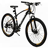 Murtisol Aluminum Comfort Bike 26'' Commuter Bike...