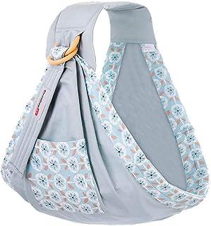 Xuendao Baby Slings Newborn Breastfeeding Towel Cross-Holding Four Seasons Multi-Functional Summer Breathable Net