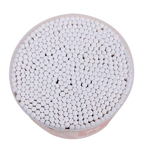 Xinxun Bâtons de Maquillage Cotons-tiges Bourgeons Coton Bâtonnets Nettoyage Cosmétique Health Care Démaquillantes Outil Lot de 500