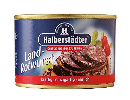 Halberstädter Land - Rotwurst 160g