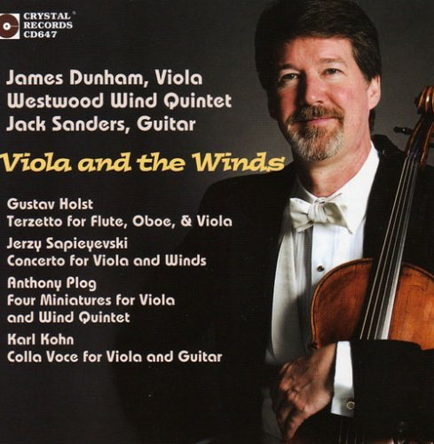 Viola and the Winds by James Dunham (2007-03-06)