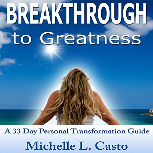 Breakthrough to Greatness audiobook cover art