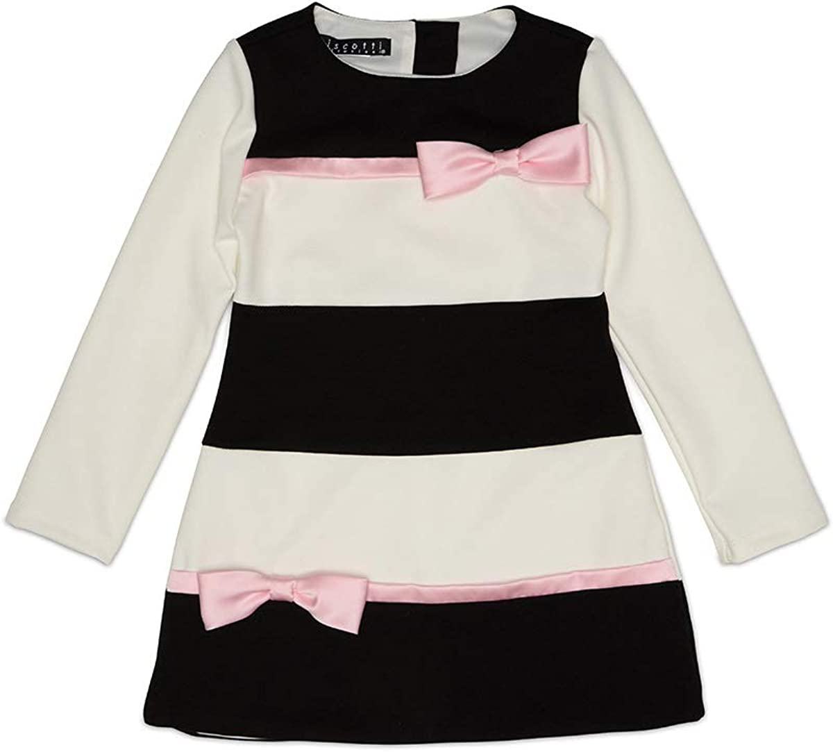 Biscotti 106 Modern Beauty Dress w/Bows