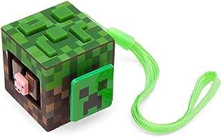 Minecraft Grass Activity Block (Fidget Cube)
