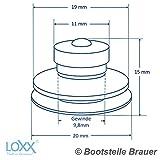 Immagine 1 loxx 10 pezzi superiore piccola