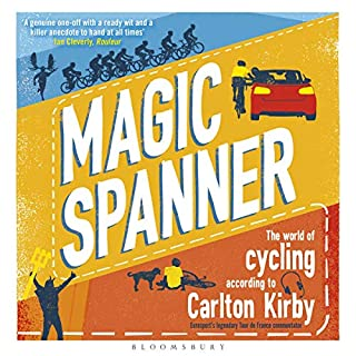 Magic Spanner cover art