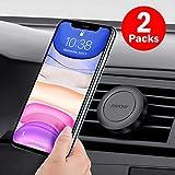 Mpow Soporte para Teléfono Inteligente para Automóvil para Entrada de Aire Magnética (2 piezas) Soporte para Teléfono Celular para Automóvil compatible con iPhone 11 PRO Max / XS Max / XR / 8 Plus