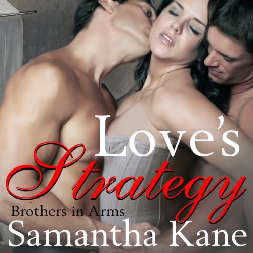 Love's Strategy audiobook cover art
