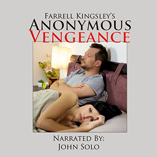 Anonymous Vengeance audiobook cover art