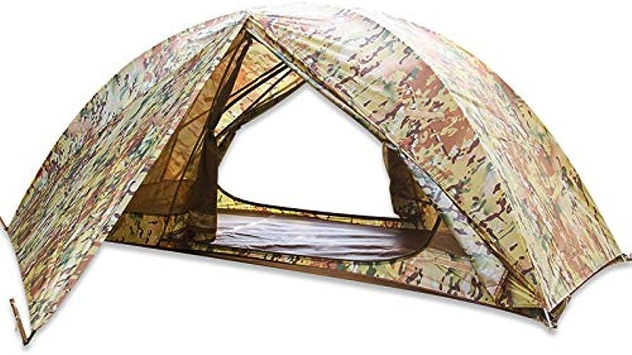 ZSN Randonnée en Plein air Tente de Camping de pêche de randonnée avec des Soldats individuels,Independenttent