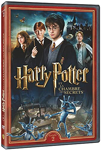 Harry Potter et la Chambre des Secrets - Année 2 - Le monde des Sorciers de J.K. Rowling - DVD