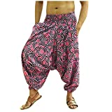Gli Uomini Harem Pants Essenziale Yoga Larghi Calzoncini Danza Pantaloni Pantaloni Della Spiaggia Di Svago Pantaloni Larghi Aladin Pantaloni Uomo Pantaloni Da Equitazione Pantaloni Retro Harem Da