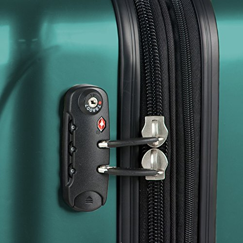 DELSEY Paris Small Carry-on, Teal