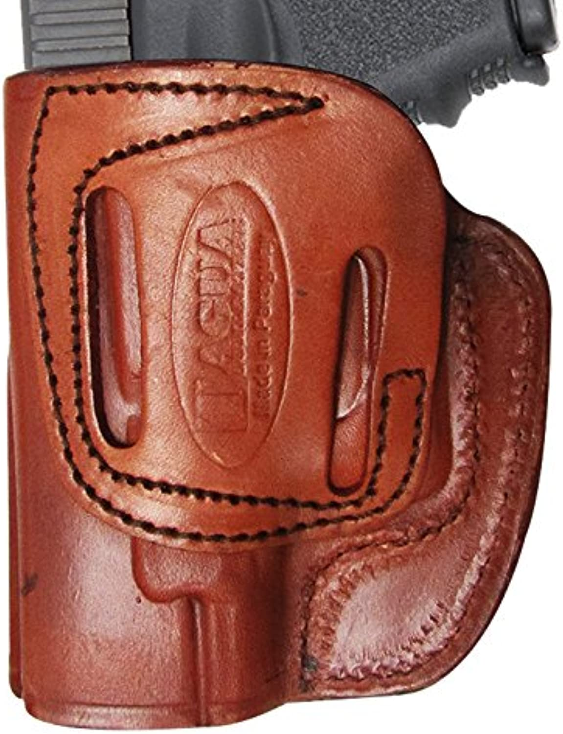 Tagua CDH3453 Cross Draw Holster, Sig P238, Brown, Left Hand