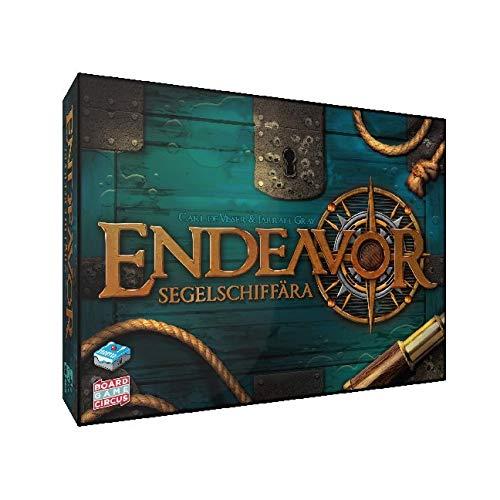 Endeavor - Segelschiffära - Deutsche Version Grundspiel